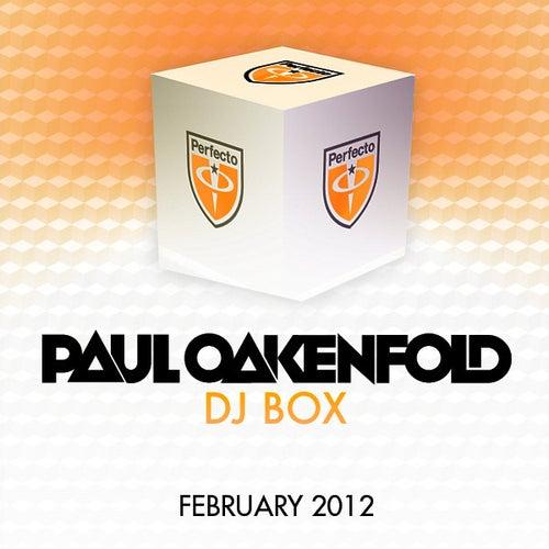 DJ Box - February 2012 de Various Artists
