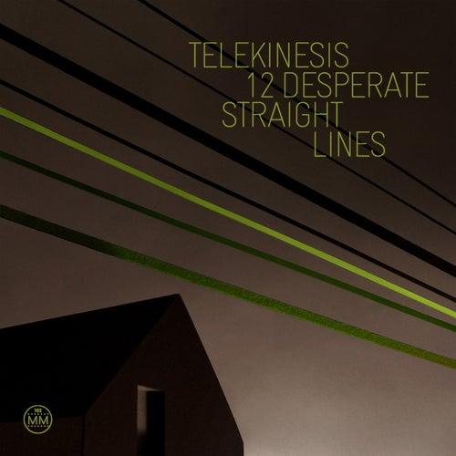 12 Desperate Straight Lines by Telekinesis