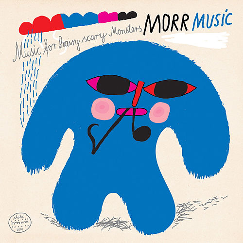 Music For Hairy Scary Monsters de Various Artists