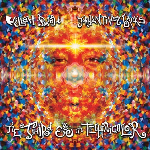The Third Eye in Technicolor by Killah Priest