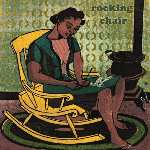Rocking Chair by Judy Collins
