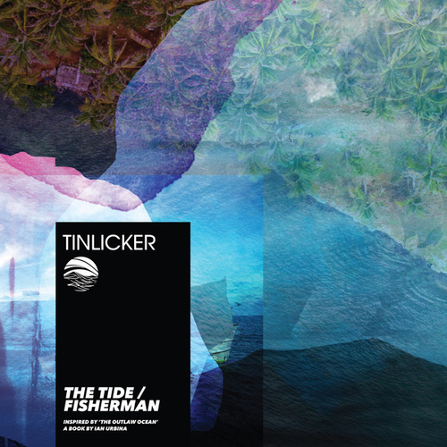 The Tide / Fisherman (Inspired by 'The Outlaw Ocean' a book by Ian Urbina) von Tinlicker