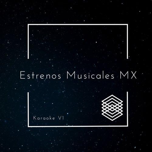 Karaoke, Vol. 1 (Playback) by Estrenos Musicales MX