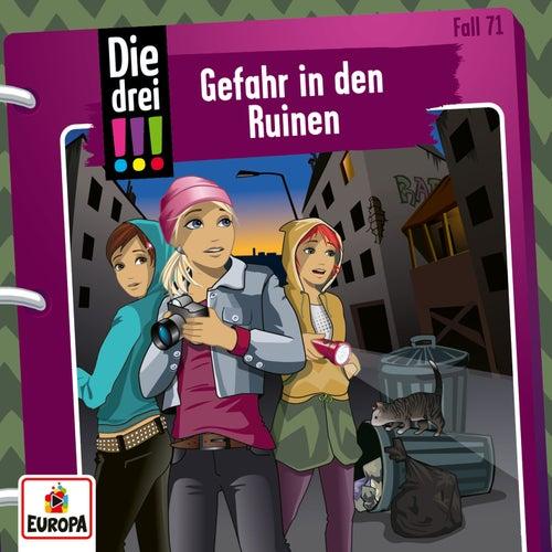 071/Gefahr in den Ruinen by Die Drei !!!