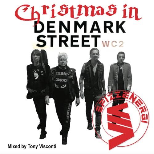 Christmas in Denmark Street de Spizz Energi