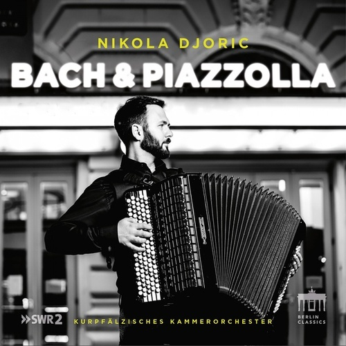 Piazzolla: Aconcagua (Concerto for Bandoneon, String Orchestra and Percussion) by Nikola Djoric