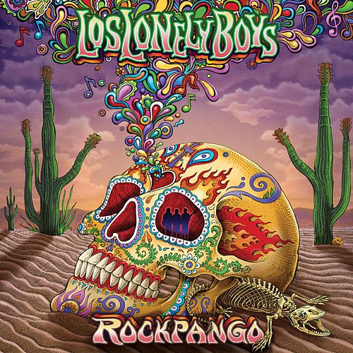 Rockpango de Los Lonely Boys
