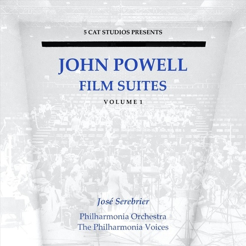 Film Suites, Vol. 1 by John Powell