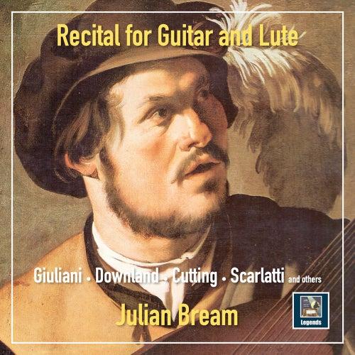 Recital for Guitar & Lute von Julian Bream