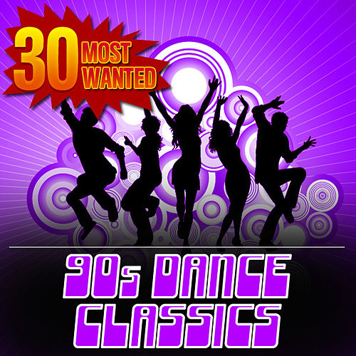 30 Most Wanted 90s Dance Classics by CDM Project