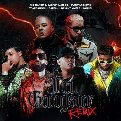 La Gangster (Remix) de Nio García