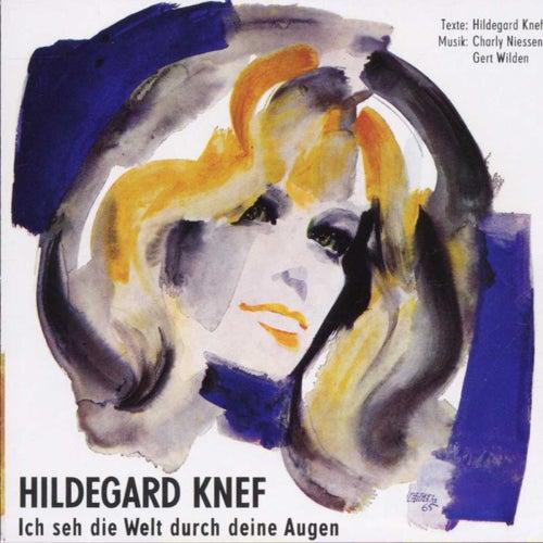 Ich sehe die Welt durch deine Augen von Hildegard Knef