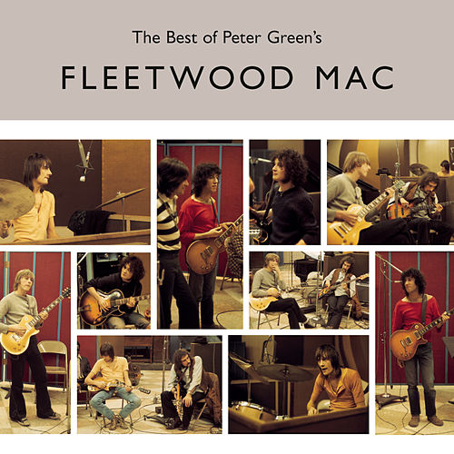 The Best Of Peter Green's Fleetwood Mac van Fleetwood Mac