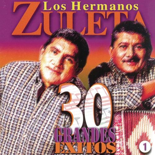 30 Grandes Exitos von Los Hermanos Zuleta