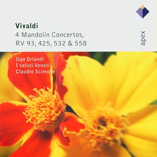 Vivaldi : Concerti per Mandolini by Various Artists