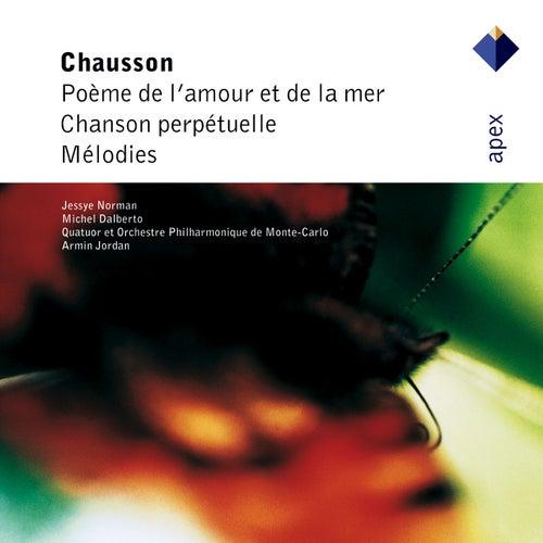 Chausson : Poème de l'amour et de la mer; Chanson perpétuelle; Mélodies - Apex di Jessye Norman