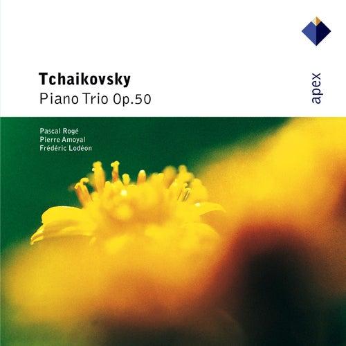 Tchaikovsky : Piano Trio de Pascal Rogé