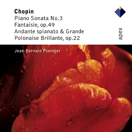 Chopin : Piano Works by Jean-Bernard Pommier