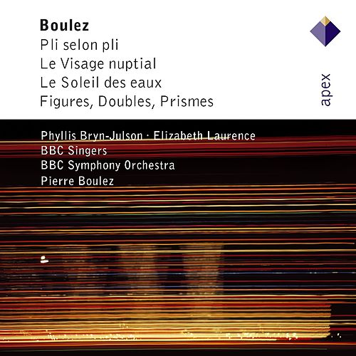 Boulez : Vocal & Orchestral Works de Pierre Boulez