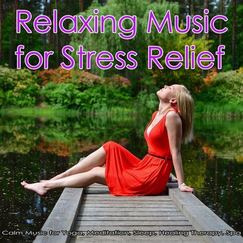 Relaxing Music for Stress Relief: Calm Music for Yoga, Meditation, Sleep, Healing Therapy, Spa de Stress Relief Therapy Music Academy