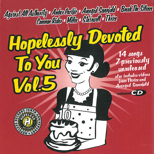 Hopelessly Devoted to You, Vol. 5 von Various Artists