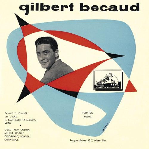 Gilbert Becaud (1953-1954) [2011 Remastered] [Deluxe version] von Gilbert Becaud