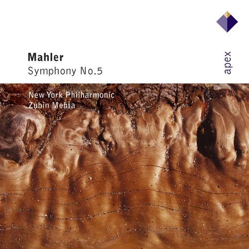 Mahler : Symphony No.5 von Zubin Mehta