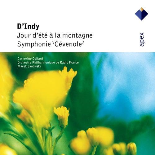 D'Indy : Jour d'été à la montagne & Symphonie sur un chant montagnard, 'Cévenole' von Marek Janowski