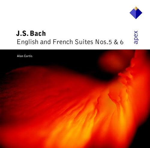 Bach, JS : English & French Suites Nos 5 & 6 (-  Apex) de Alan Curtis