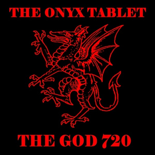 The Onyx Tablet by The God 720