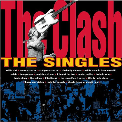 The Singles von The Clash