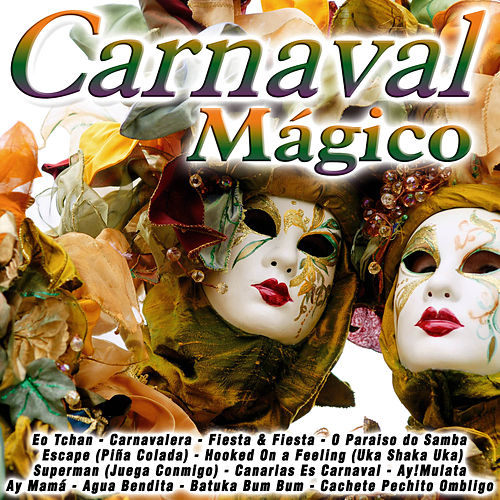 Carnaval Mágico by Various Artists