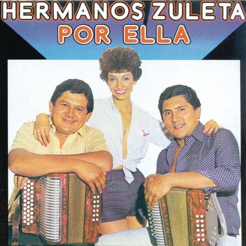 Por Ella von Los Hermanos Zuleta