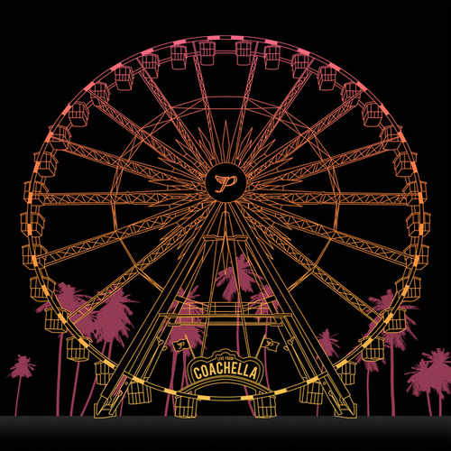 Live from Coachella, Indio, CA. May 1st, 2004 de Pixies