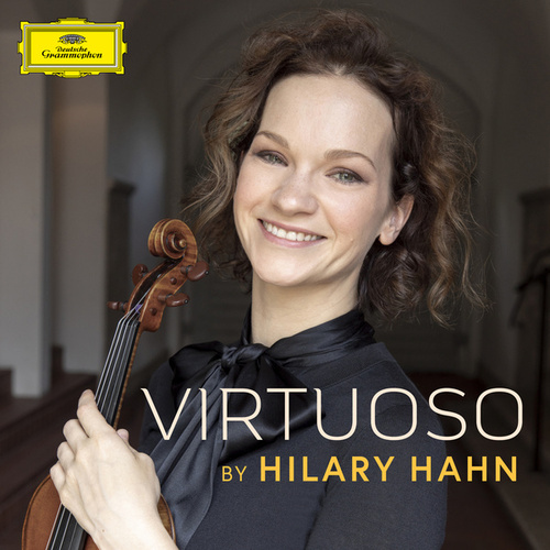 Virtuoso by Hilary Hahn by Hilary Hahn