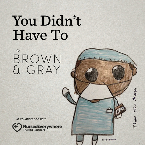 You Didn't Have To by Brown (2)