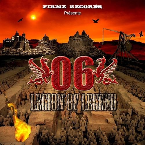 06 Legion of Legend von Various Artists