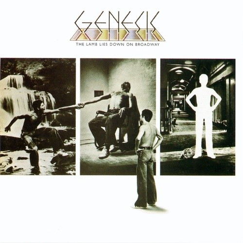 The Lamb Lies Down on Broadway (2007 Stereo Mix) by Genesis