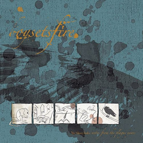 The Misery Index: Notes From The Plague Years by Boysetsfire