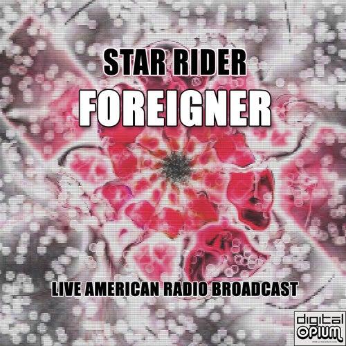 Star Rider (Live) fra Foreigner