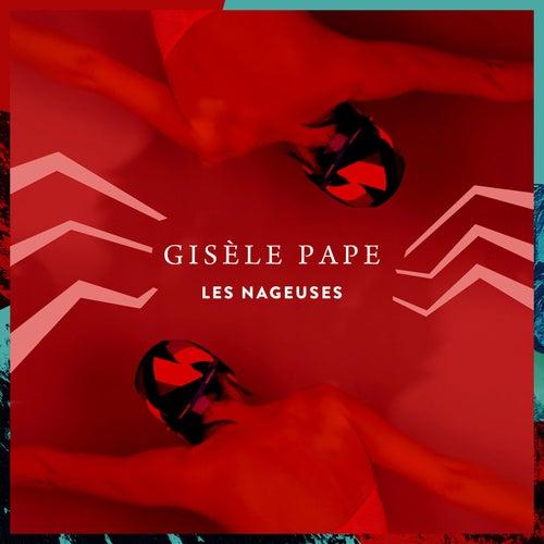 Les nageuses by Gisèle Pape