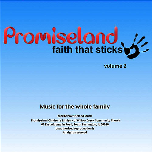 Faith That Sticks, Vol. 2 de Promise Land