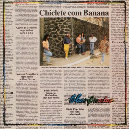 Classificados de Chiclete Com Banana