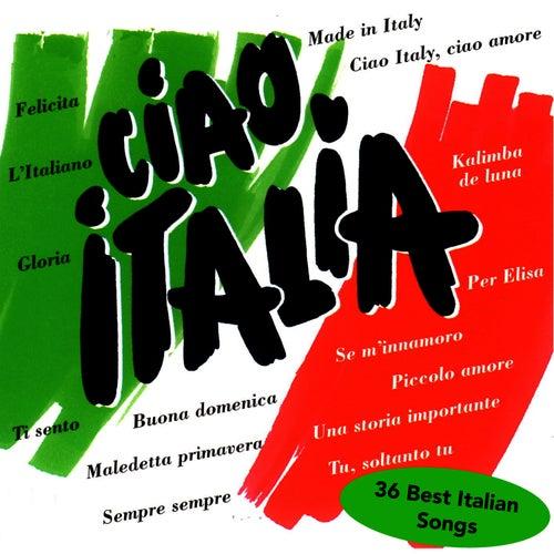 CIAO ITALIA - 36 Best Italian Songs von ITALIANS