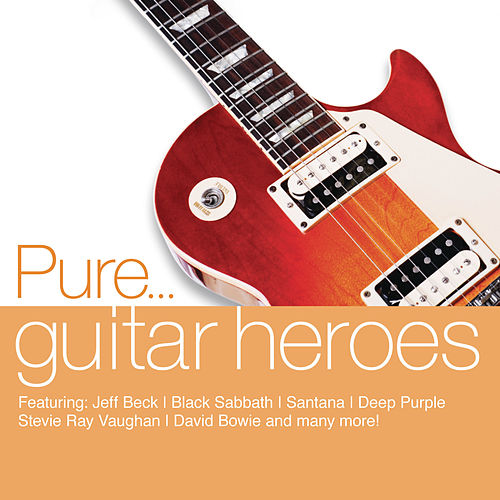 Pure... Guitar Heroes de Various Artists