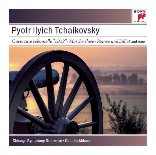 Tchaikovsky: 1812 Overture, Op. 49; Marche Slave, Op. 31 de Chicago Symphony Orchestra