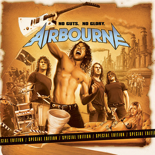 No Guts. No Glory (Special Edition) by Airbourne