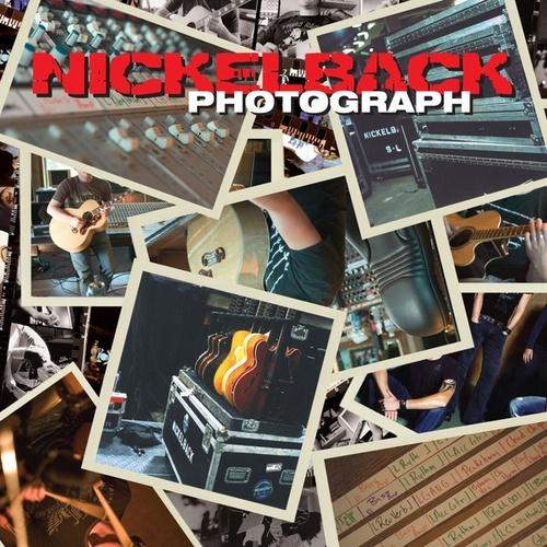 Photograph [Commercial Single] by Nickelback