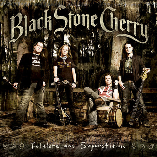 Folklore and Superstition von Black Stone Cherry