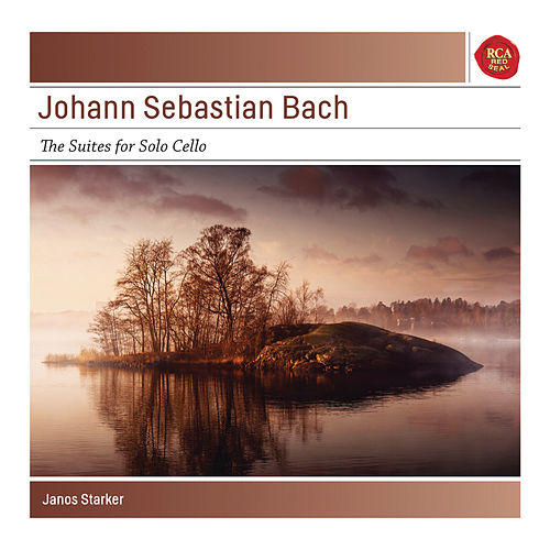 Bach: 6 Cello Suites BWV 1007-1012 - Sony Classical Masters by Janos Starker